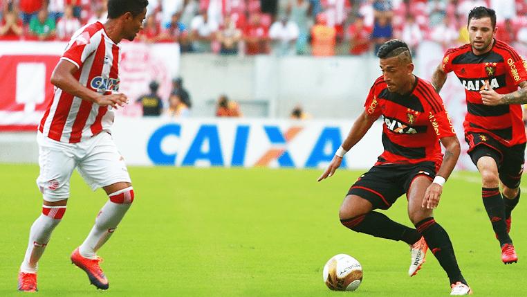Com aproveitamento de 70% pelo Sport em 2017, Rogério valoriza números positivos e foca em duelo da Copa do Brasil