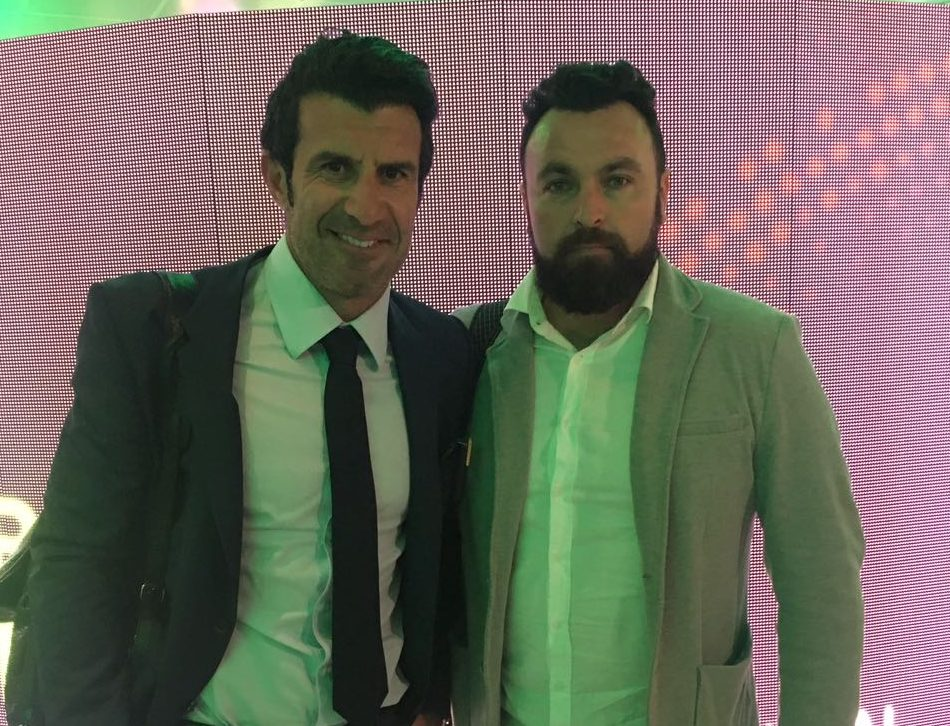 Fortalecendo parceria com Sporting, Diego Cabrera cumpre agenda em Portugal