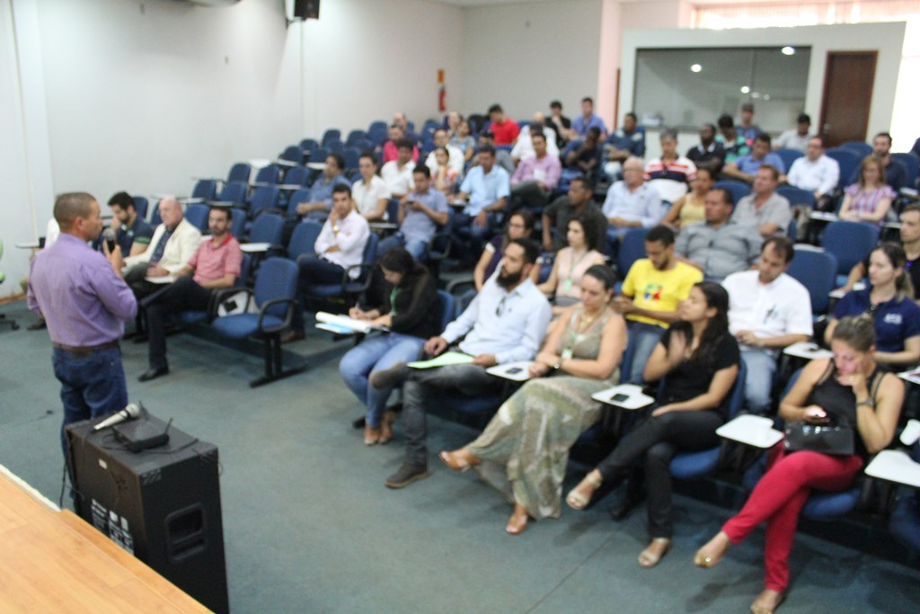 Naturatins promove workshop para consultores ambientais de Palmas