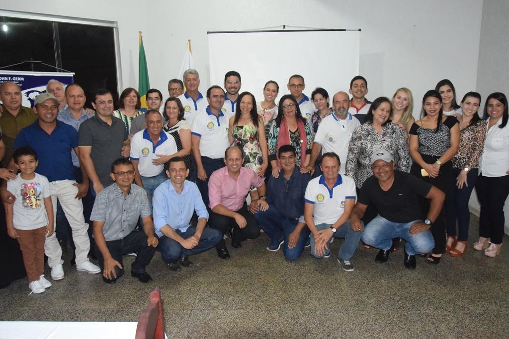 Rotary Clube de Paraíso realiza lançamento da campanha #Todos Contra Polio