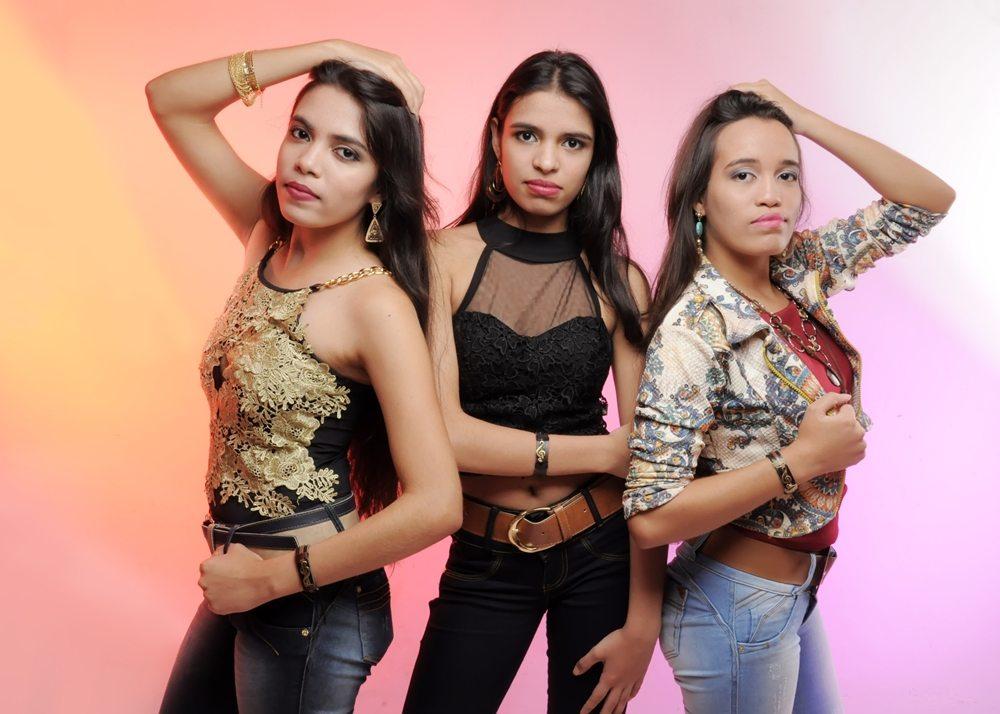 As Moreninhas – O trio revelação sertanejo do Brasil