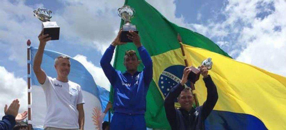 Isaquias leva mais dois ouros, um ao lado de Erlon, e Brasil conquista Sul-Americano