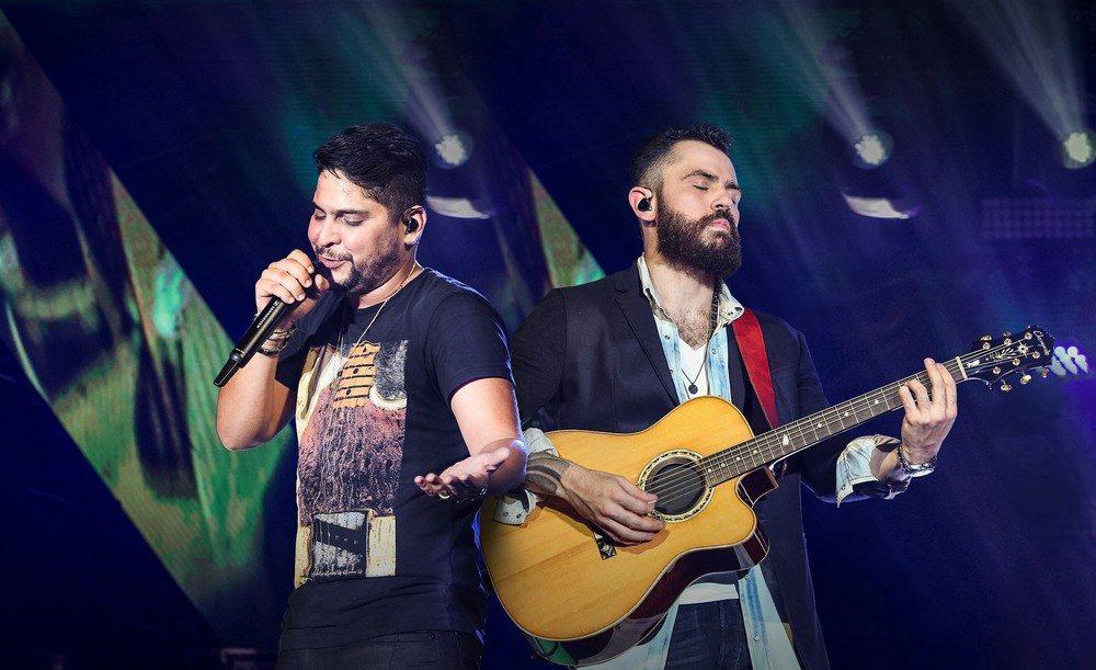 Dupla Jorge e Mateus canta na pecuária de Gurupi; veja programação