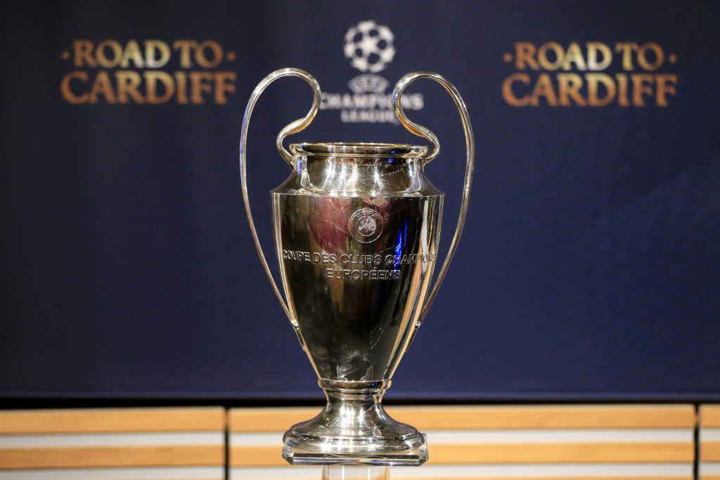 Após derrotar a Globo, SBT confirma Champions League na TV aberta até 2024
