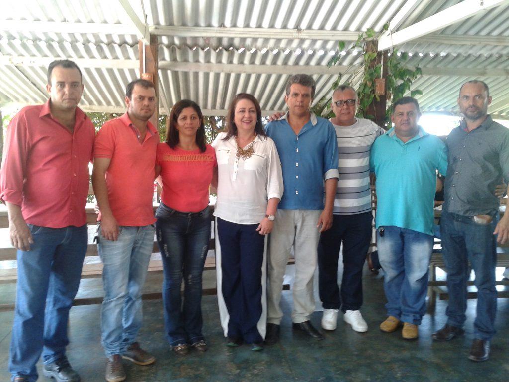 Kátia Abreu visita oito cidades no Tocantins no final de semana
