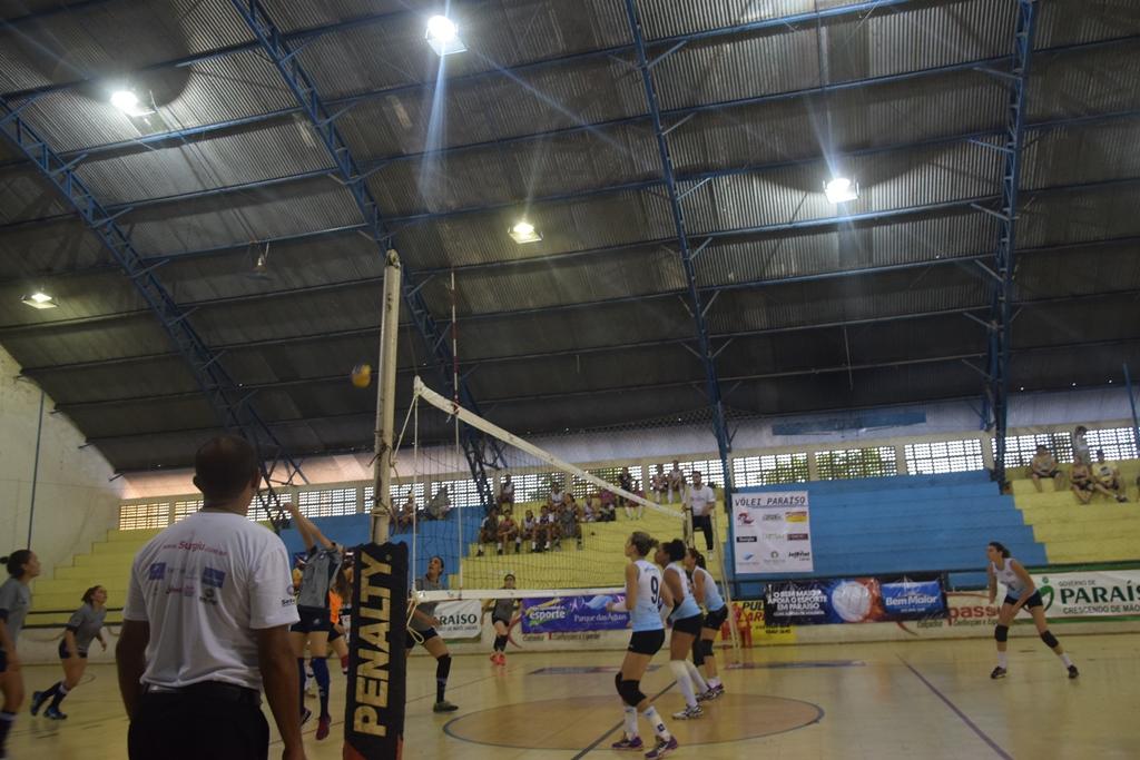 Paraíso e IDESP Araguaína no masculino, Atual Cargas e CVT Marabá no feminino fazem final da Copa Surgiu de Voleibol neste domingo, 28