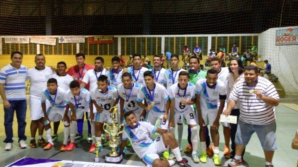 Divulgada a tabela da Liga Estadual de Futsal