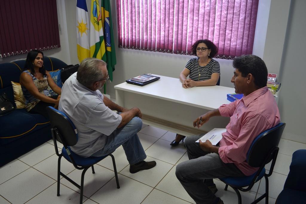 Programa Raízes, da TV Assembleia, em breve gravará documentário em Paraíso TO