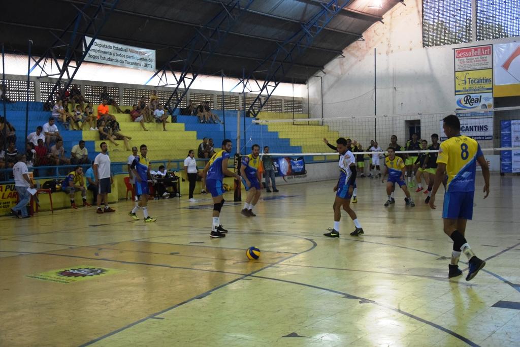 IDESP Araguaína e Atual Cargas são campeões da V Copa Surgiu de Voleibol