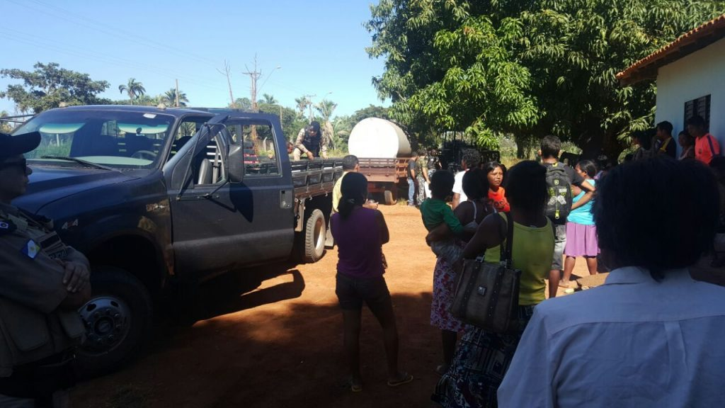 Em Operação conjunta, Polícia Militar e Civil, fizeram apreensão de celulares e jóias.