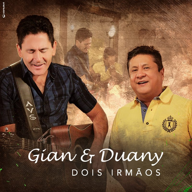 Gian e Duany lançam primeiro single do projeto 'Dois Irmãos'