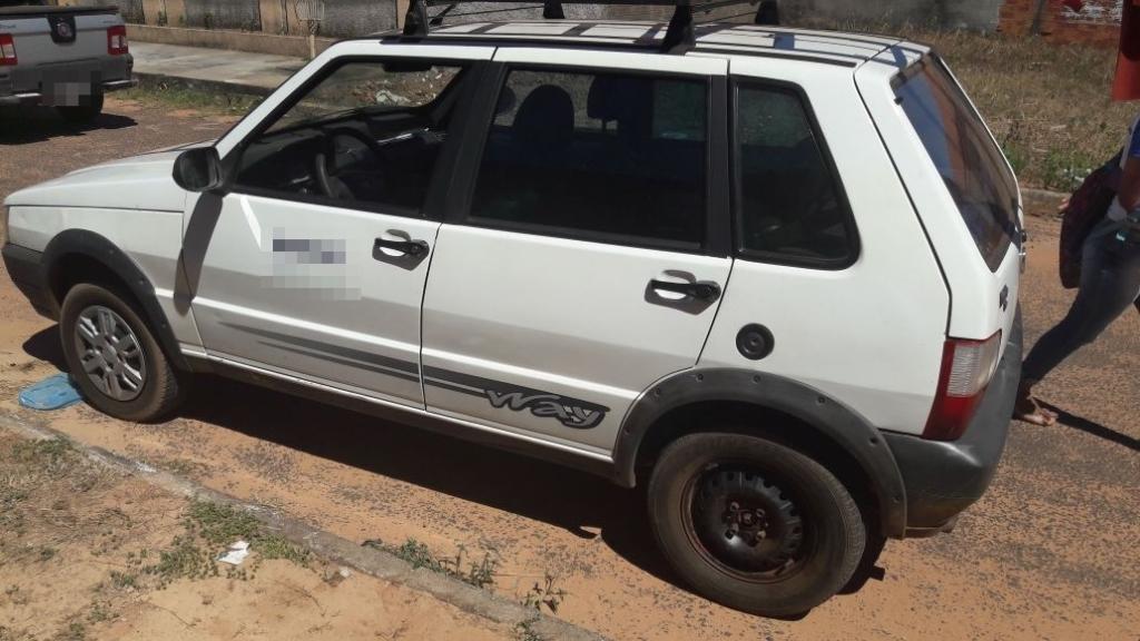 PM recupera nas últimas 24 horas três veículos roubados/furtados em Araguaína