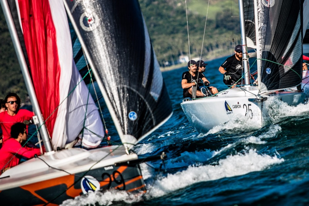 Yacht Club Paulista impulsiona classe HPE 25 em São Paulo e no País