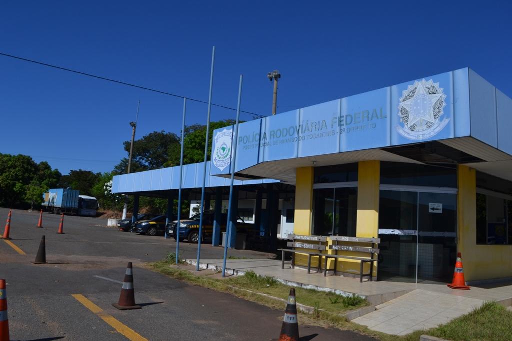 PRF prende quatro pessoas envolvidas em furto de combustível no município de Nova Rosalândia