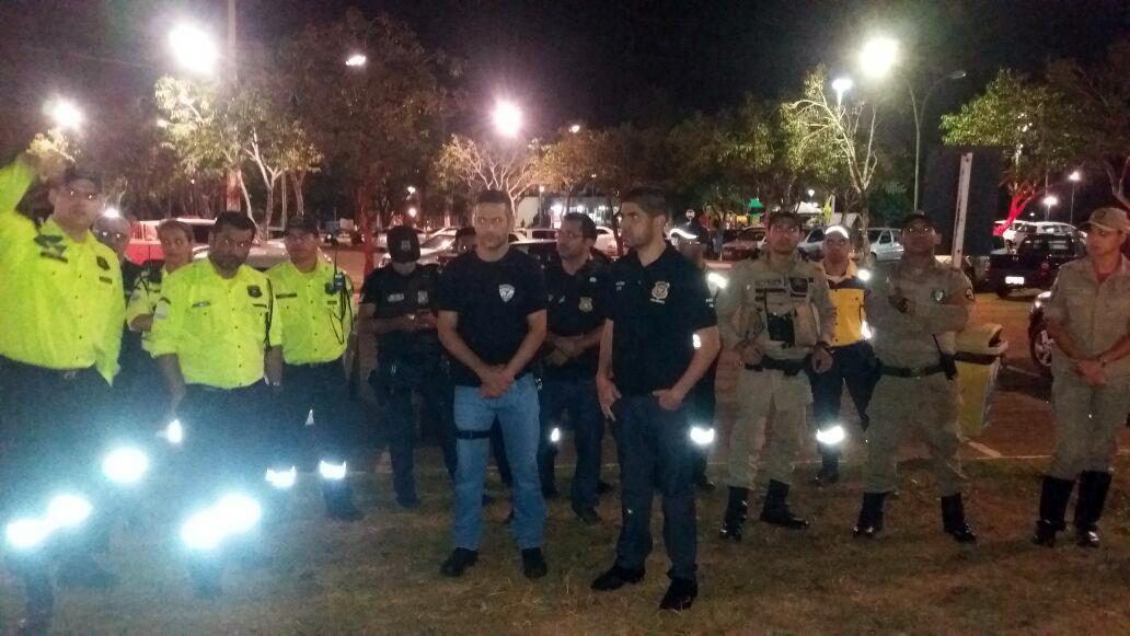 Operação Sossego fecha dois bares irregulares em Palmas nesta sexta-feira, 23