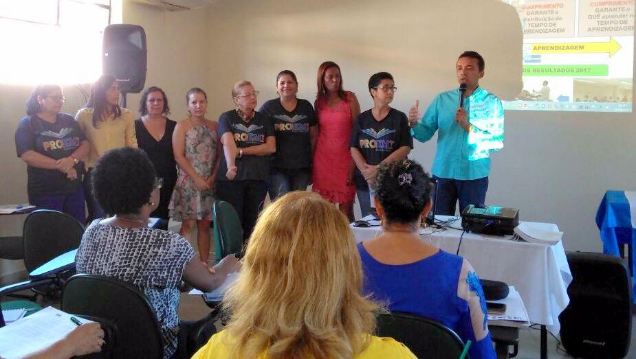 Regional de Tocantinópolis promove mobilização do Prêmio Gestão Escolar 2017