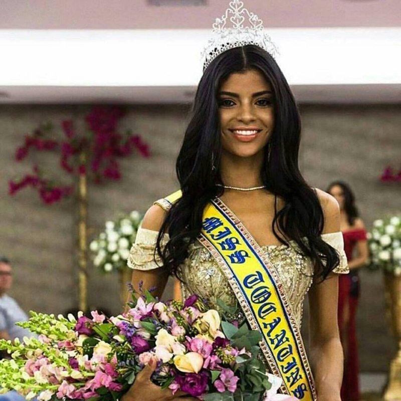 Islane Rocha, Miss Dueré, conquista faixa do Miss Tocantins 2017