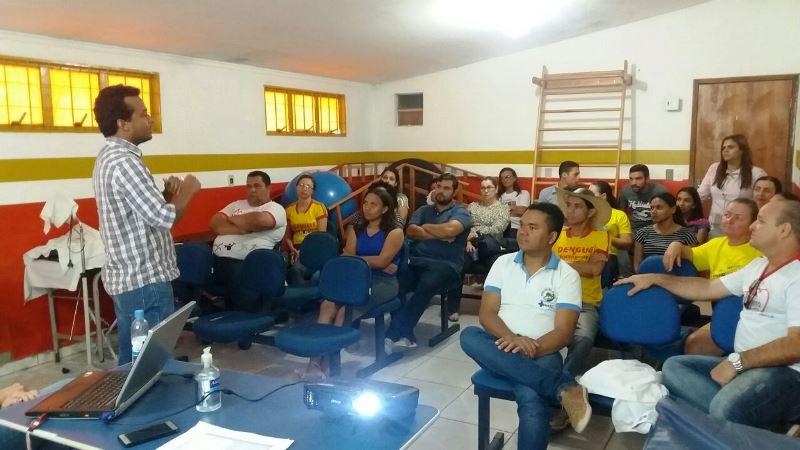 Profissionais da Saúde recebem treinamento sobre Vigilância e Profilaxia da Raiva