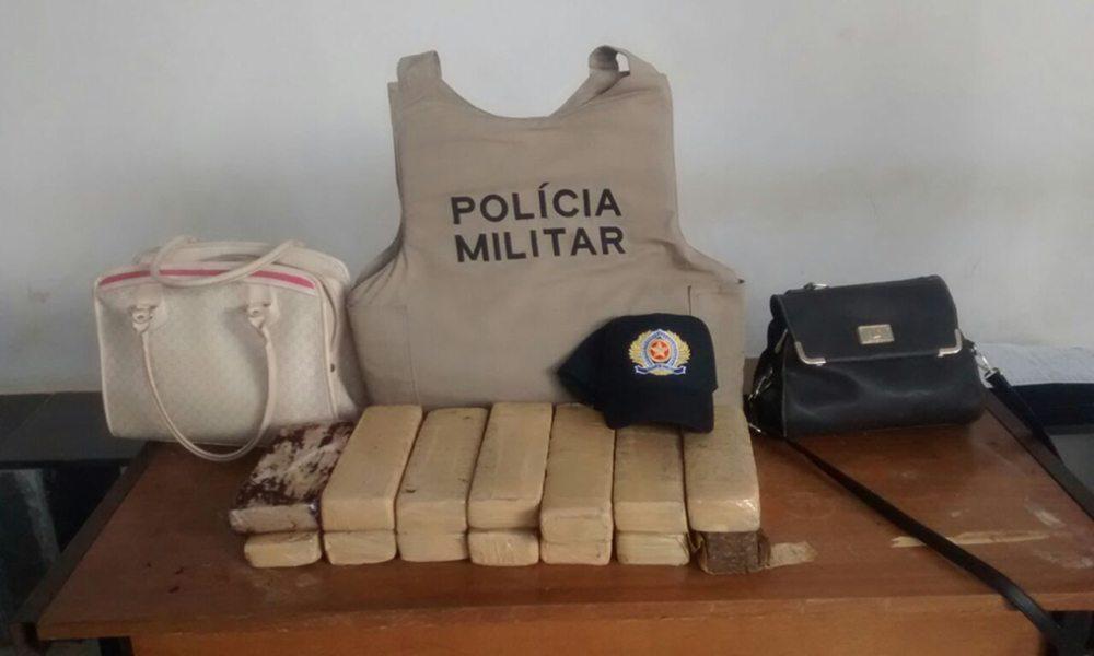 Polícia Militar em Miracema prende duas mulheres por tráfico de entorpecentes