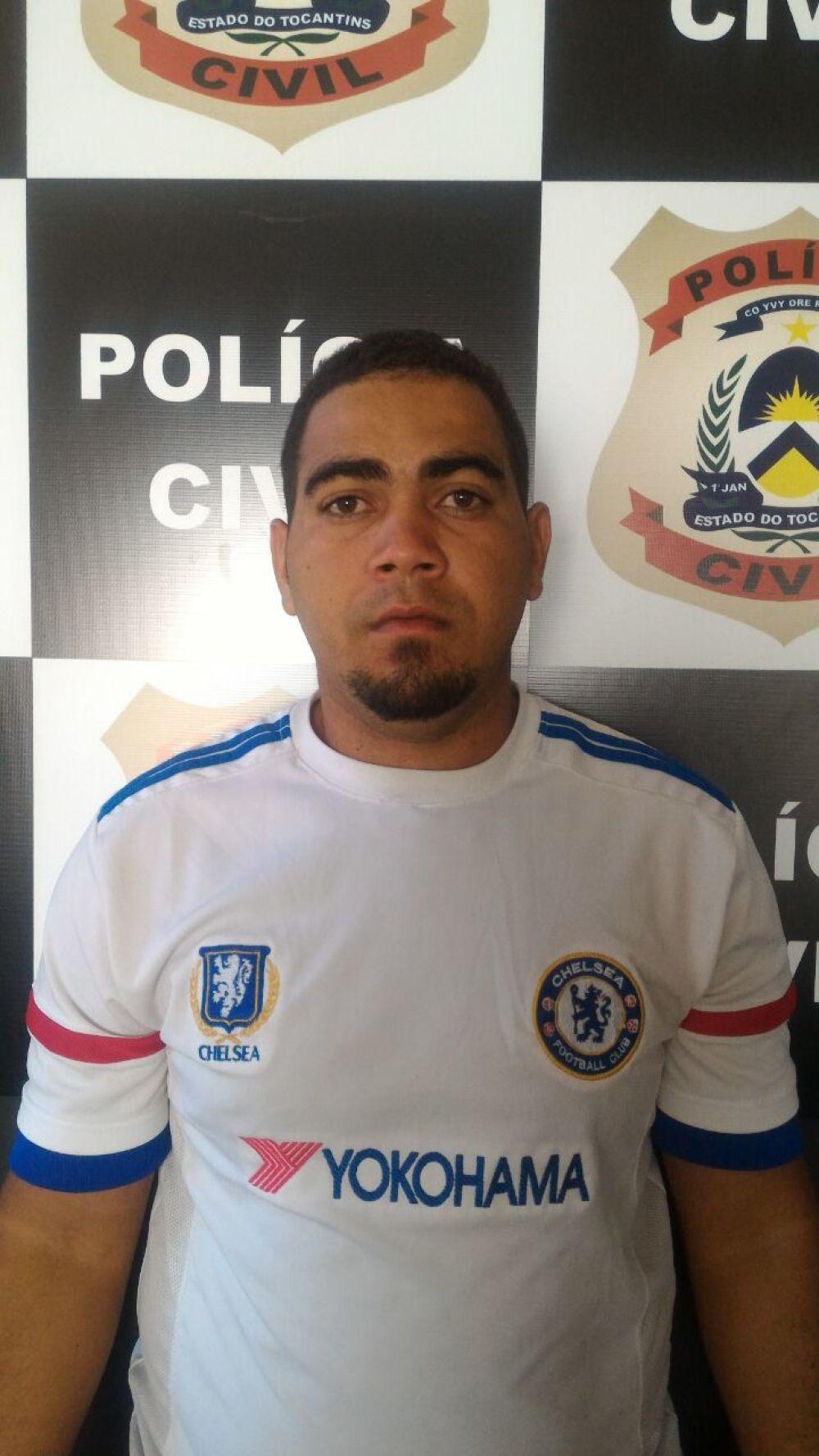 Suspeito de furtar cabos de cobre e baterias de torre de telefonia é preso pela Polícia Civil em Palmas