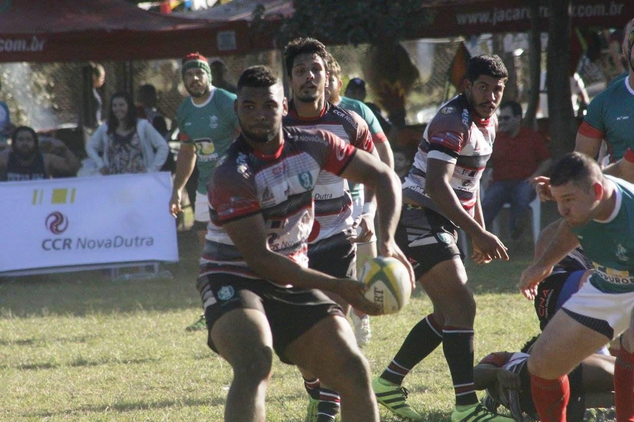 Após 3ª vitória no Super 8, Jacareí Rugby visita São José em duelo regional