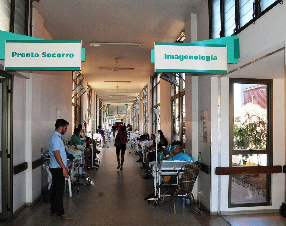 Falta de vagas na UTI e de médicos para escala de plantão no HGP preocupa  Defensoria Pública