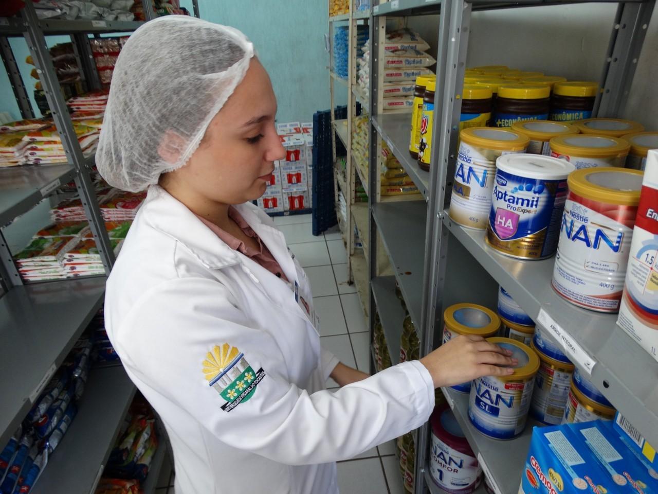 HMA orienta pacientes sobre manter a dieta prescrita pelos nutricionistas