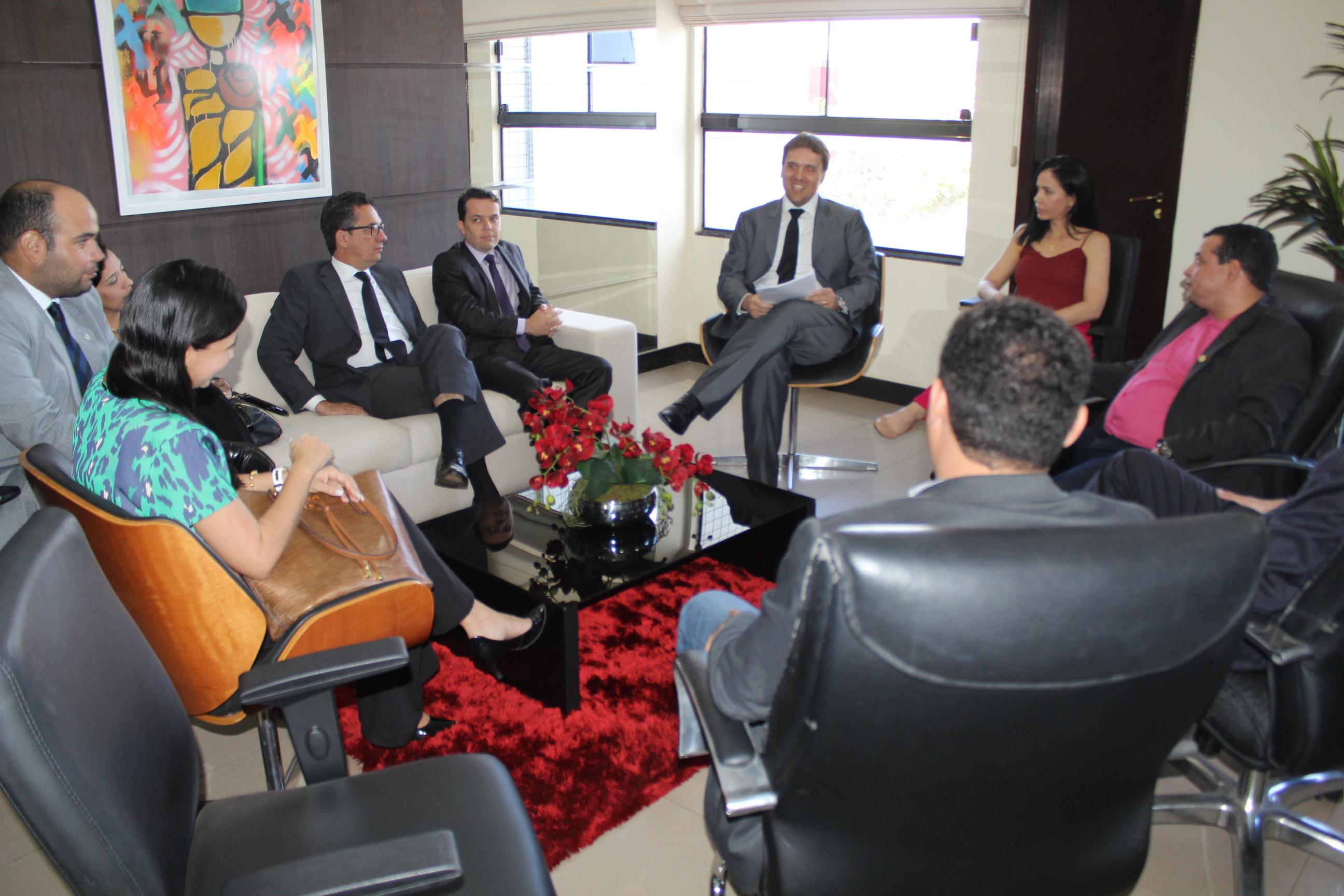Em reunião, OAB e ATM acertam combate a captação ilegal de clientes