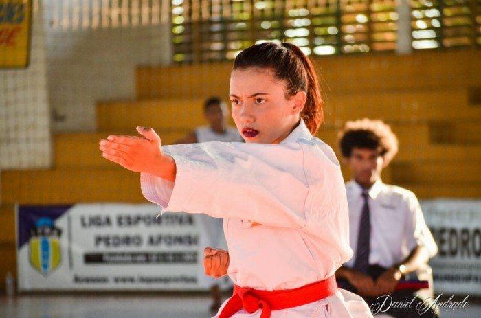 Atleta palmense compete em eventos nacionais de Karatê no fim de semana