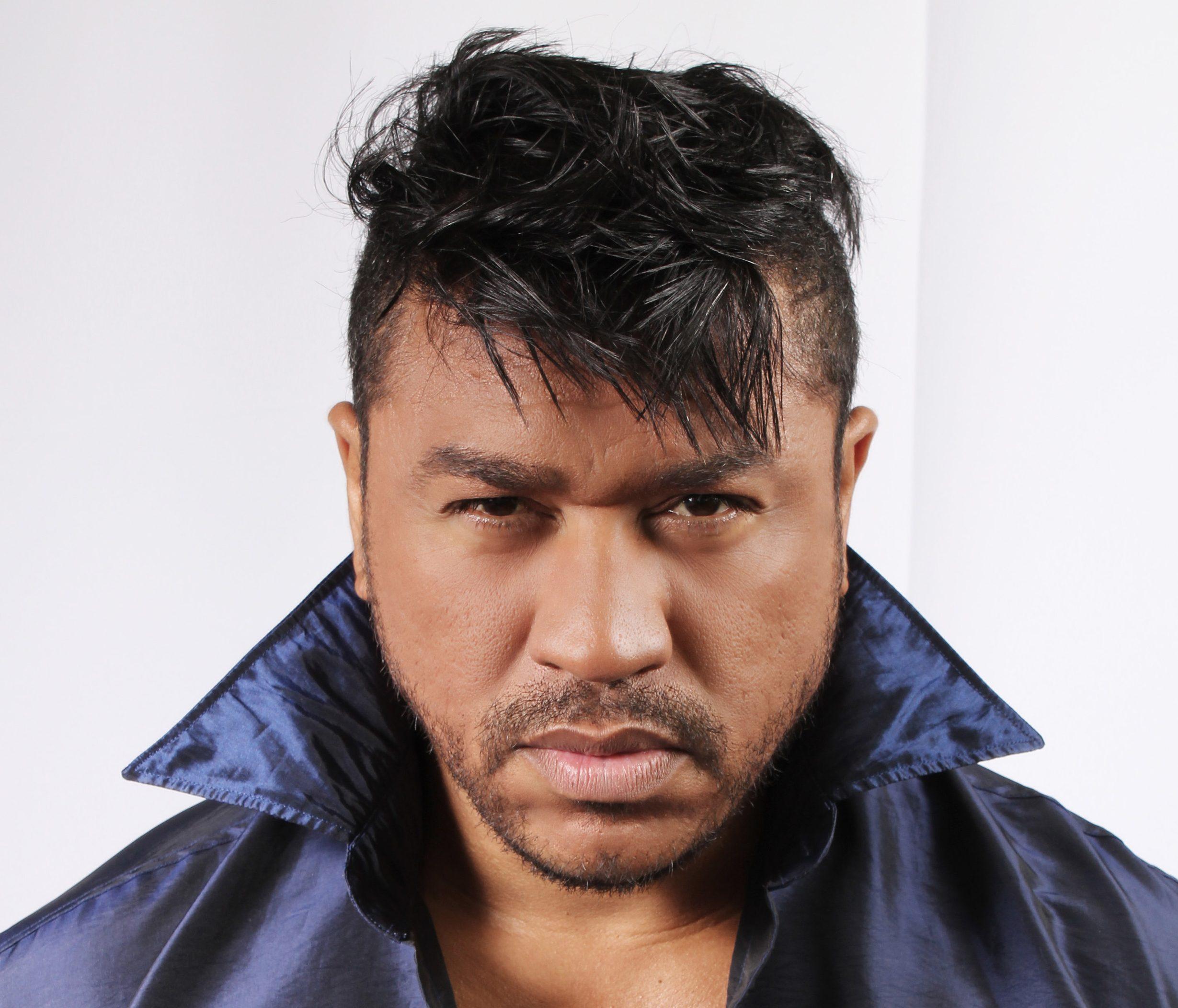 O ator e diretor Sebah Vieira se prepara para carreira internacional