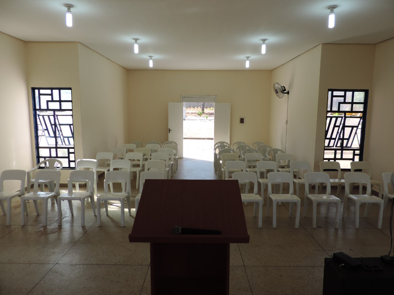Capelania ganha destaque no Centro de Atendimento Socioeducativo de Palmas