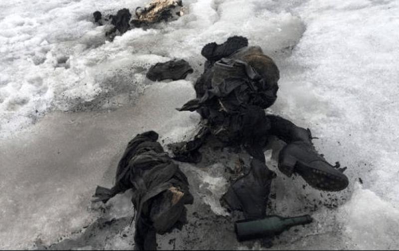 Casal suíço desaparecido há 75 anos é encontrado congelado