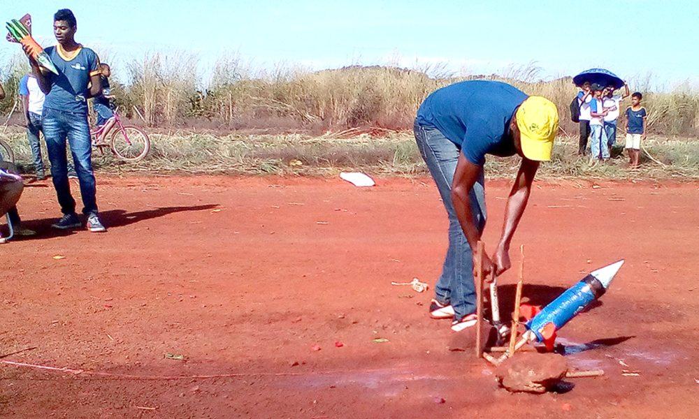 Estudantes do Tocantins são selecionados para apresentação nacional de lançamento de foguetes