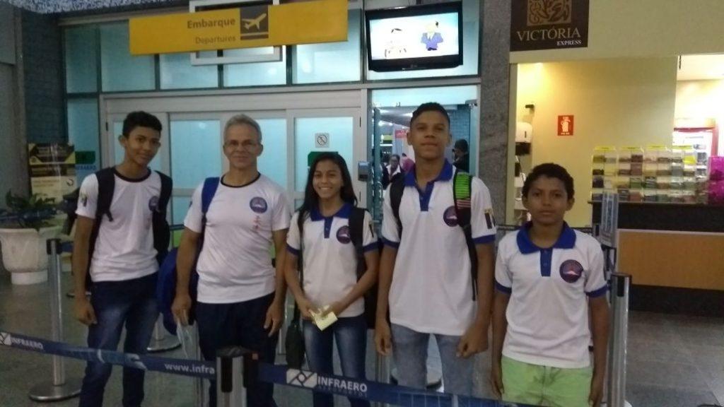 Atletas da Palmas Judô Clube vão à Bahia para disputar as finais do Brasileiro Sub-15