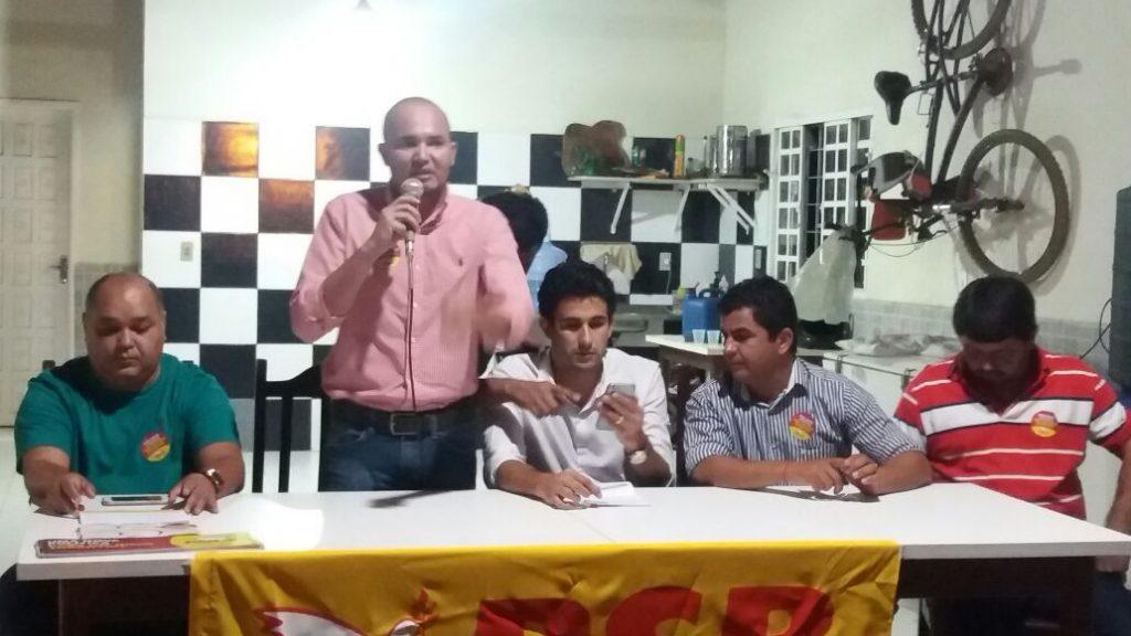 PSB elege diretório municipal em Miracema