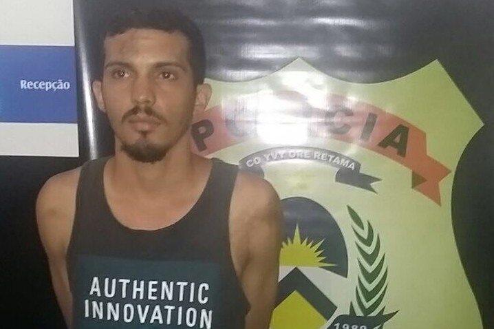 Polícia Civil do Tocantins prende em Araguaína suspeito de homicídio ocorrido em Goiânia