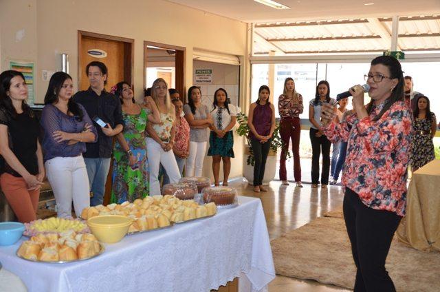 Servidores celebram 15 anos de avanços da Escola Tocantinense do SUS