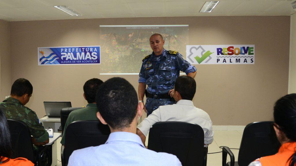 Prefeitura de Palmas decide intensificar ações de prevenção e reforçar cerco a infratores para combater queimadas