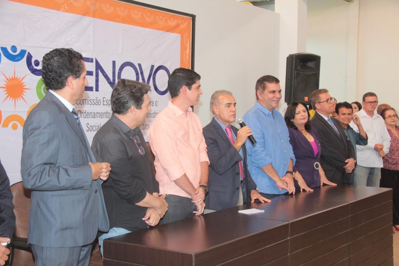 Em reunião da Cenovo de Paraíso Paulo Mourão afirma que Orçamento tem que ser feito pelo desejo da cidadania