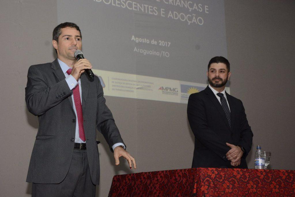 Alternativas ao acolhimento institucional de crianças e adolescentes em situação de risco são discutidas em Araguaína