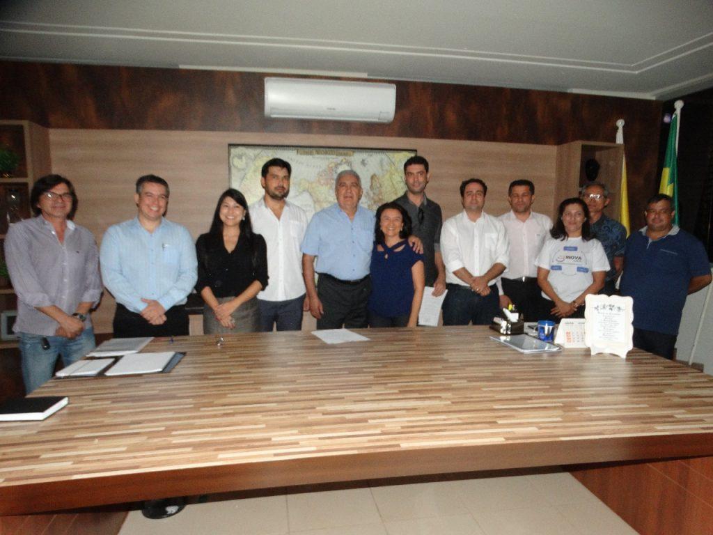 Prefeito de Gurupi nomeia grupo de trabalho que vai elaborar o Fundo Municipal de Ciência e Tecnologia