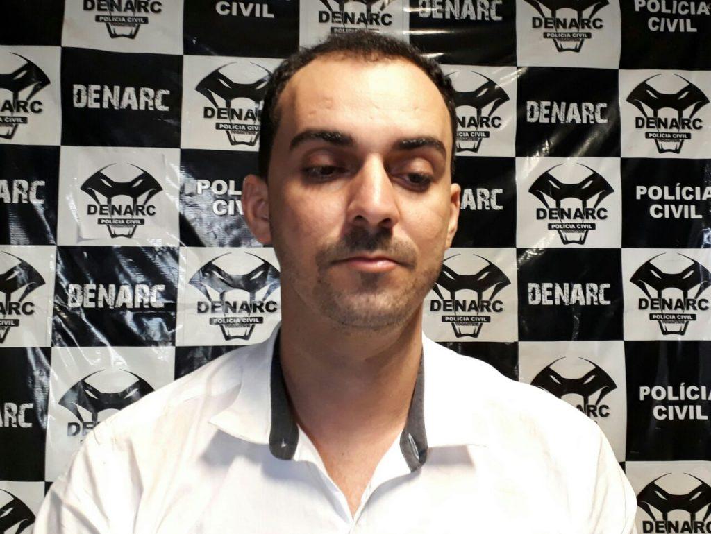 Polícia Civil deflagra operação El Cisne e prende cinco traficantes em Palmas