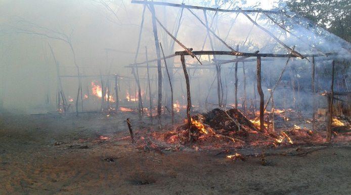 DPE-TO quer acompanhar investigação da Polícia Civil sobre incêndio em assentamento