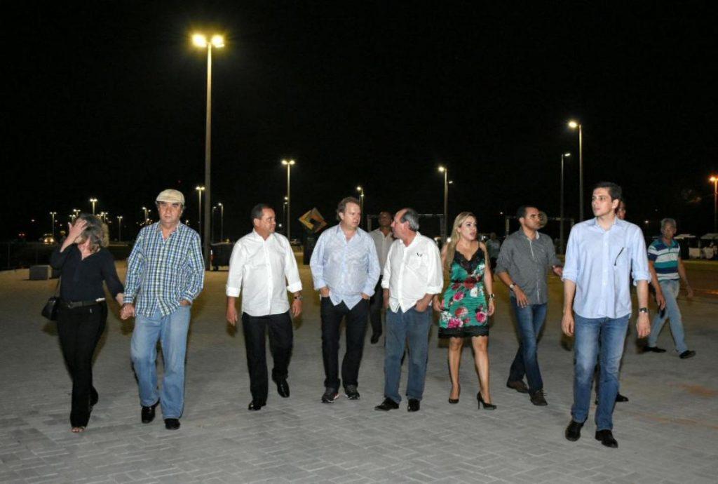Deputados participam das comemorações do aniversário de Araguaína