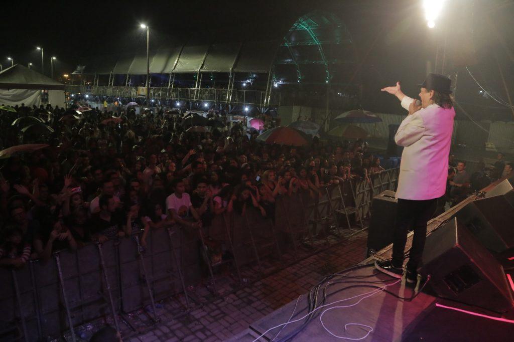 Segunda noite de festa confirma segurança no aniversário de Araguaína