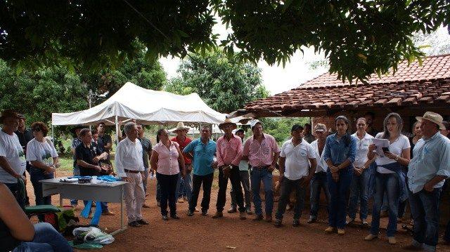 Boas práticas de produção e manejo são destaques em dia de campo sobre mandioca irrigada, em Paraíso TO