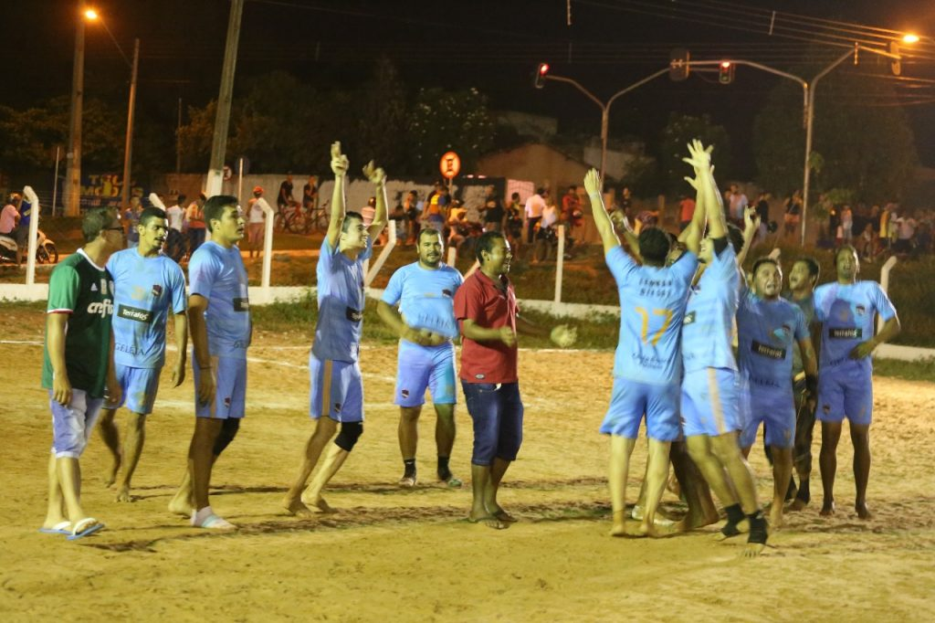 Sonhos Dourados é o campeão da 3ª Copa Sete Society de Futebol de Areia