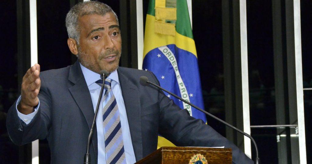 Romário abre processo para expulsar de partido deputados que votaram pela soltura de Picciani e mais 2