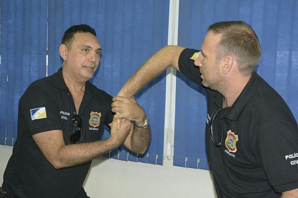Polícia Civil promove etapa de capacitação para Policiais Civis de Palmas