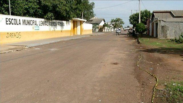 Jovem morto a tiros próximo a escola é velado em Gurupi